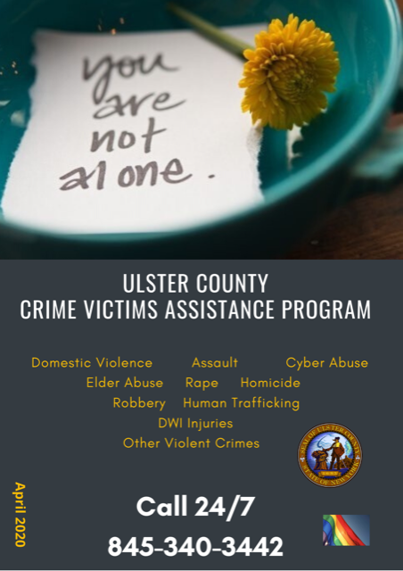 Crime Victims Assistance Program Information