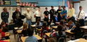 Heroes Visit Highland Elementary School Grade 4 Students for Veterans Day