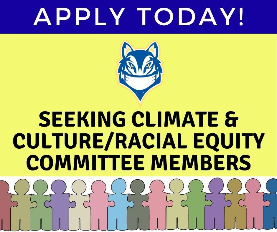 Join the Climate & Culture/Racial Equity Committee